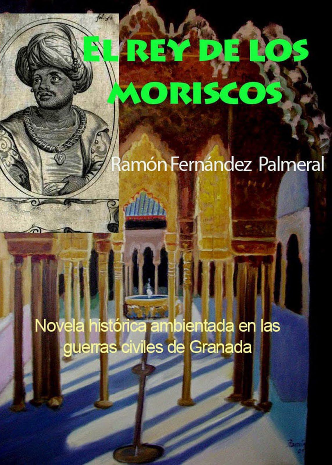 El rey de los moriscos. Impreso