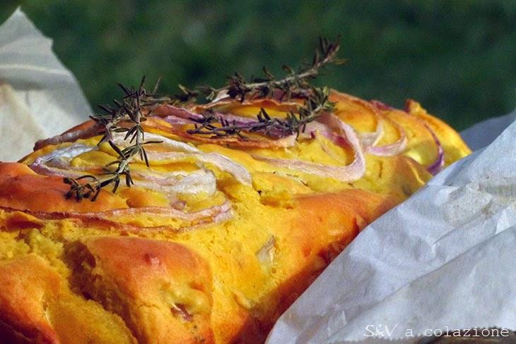 torta salata cipolla di Tropea