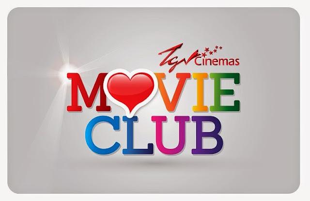 TGV MovieClub flyer