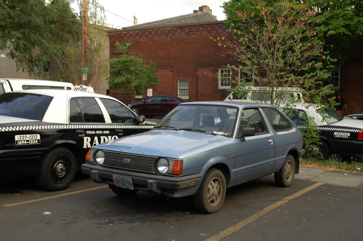 Subaru Hatchback Cars