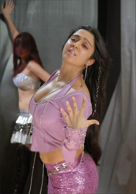 charmi kaur's unseen hot pol dance hot pics