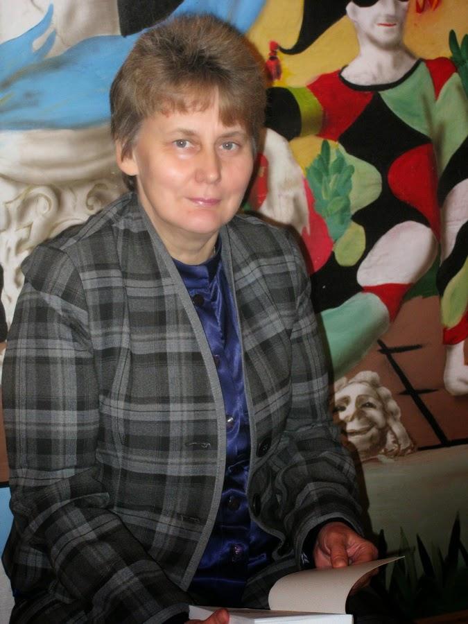 Наталья Капустянская