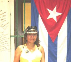 Clavel Mera - Miembro del Comité organizador por los Festivales del Caribe - Lima /  Perú-