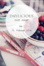 Give Away bei Anja 15.02.2014