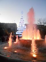 Πλατεία Συντάγματος, Αθήνα, Ελλάδα© Nότα Κυμοθόη.
