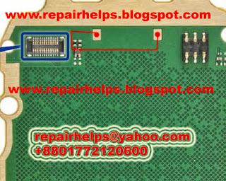 Nokia asha 305 speaker problem Solution