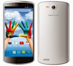 Karbonn Titanium X(White) worth Rs.16999 for Rs.9025 Only @ Flipkart (Lowest Price)