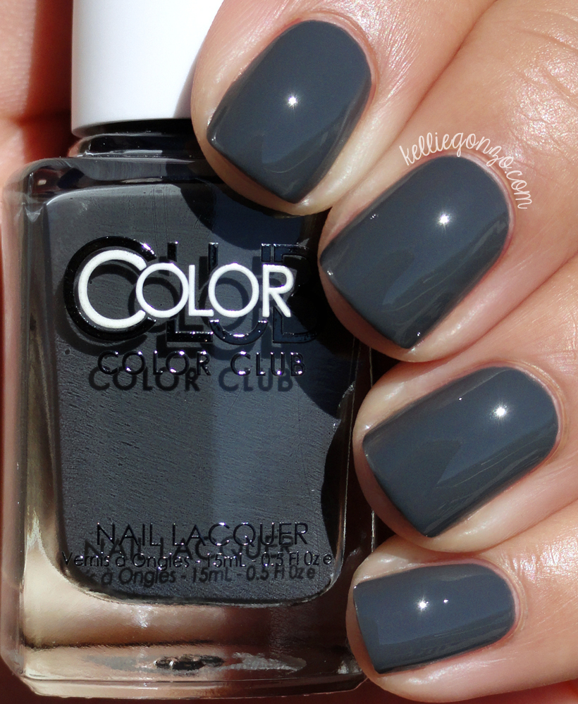 Color Club Tall Dark & Handsome Love Tahiry