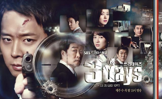 Ba Ngày Kinh Hoàng - Three Days (2014)