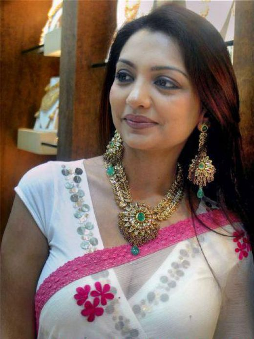 Beautiful Indian Aunty