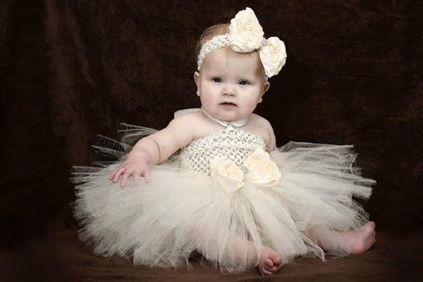 Photo jolie bébé du monde princesse
