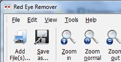 برنامج Red Eye Remover لتعديل الصور