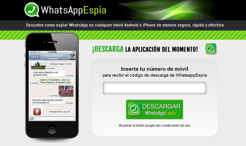 whatsapp spy descargar android iphone