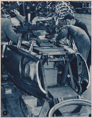 Heinkel Car Welding and Assembly