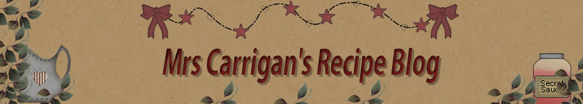 Mrs Carrigan's Recipe Reviews