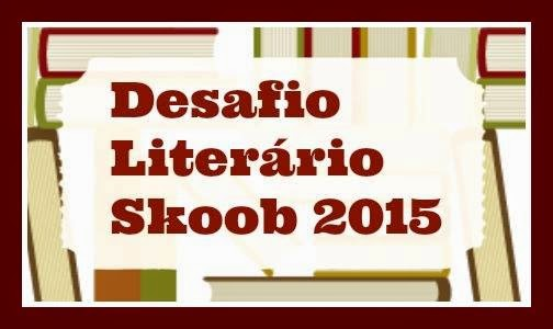 Desafio Literário Skoob 2015 [Finalizado]