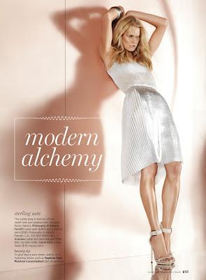 fashion and beauty photographer nyc, metallic fashion, hartje andersen model