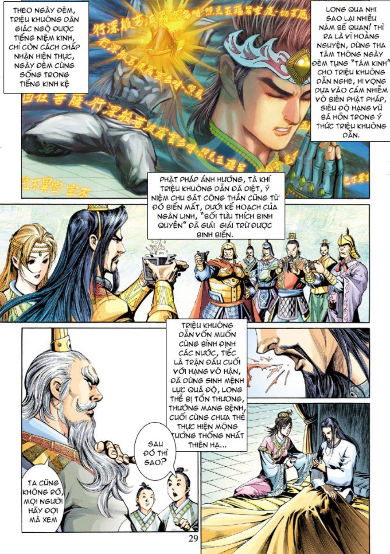Thiên Tử Truyền Kỳ 5 - Như Lai Thần Chưởng chap 214 - Trang 28