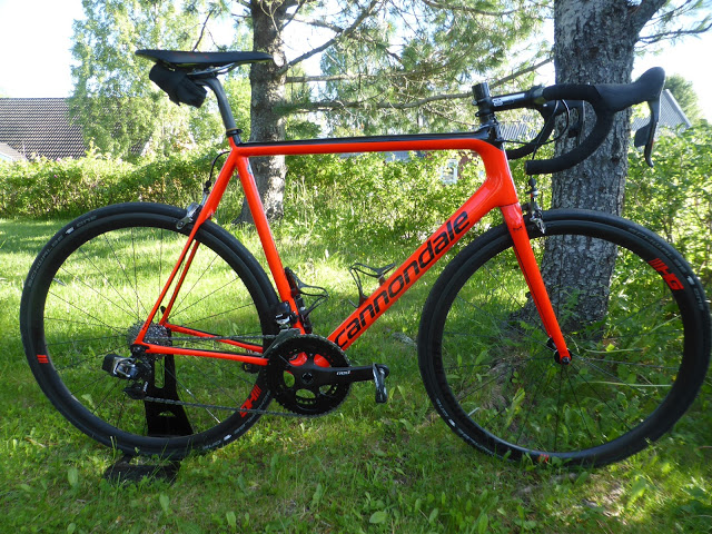 Cannondale Supersix Evo Hi Mod etap