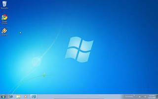 backround image desktop Windows 7 Starter