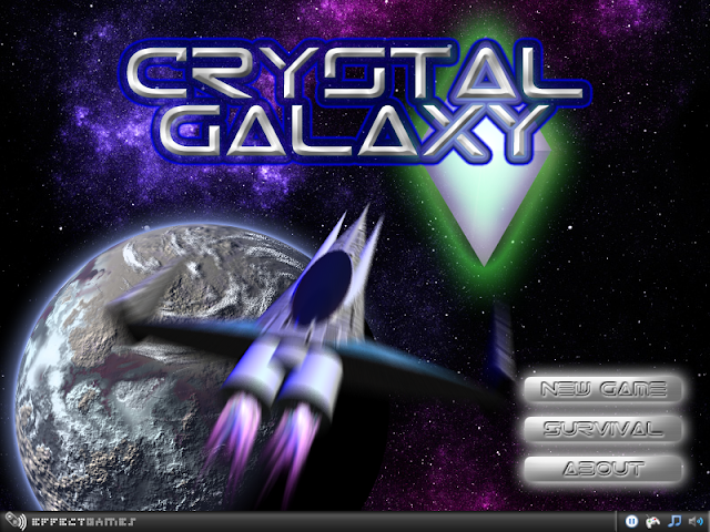 Great Online HTML5 Games: Crystal GAlaxy
