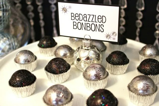 Black And Silver Party DecorationsParty Favors Ideas