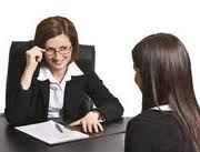 Comportamentul la interviu