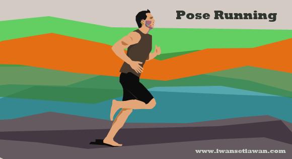 Teknik Lari dengan Pose Running