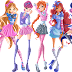 Enquetes Winx Club 6: Figurinos [Parte 1]