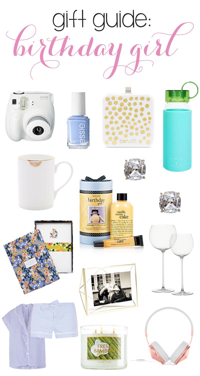 The Ultimate Birthday Girl Gift Guide - Annie Belle