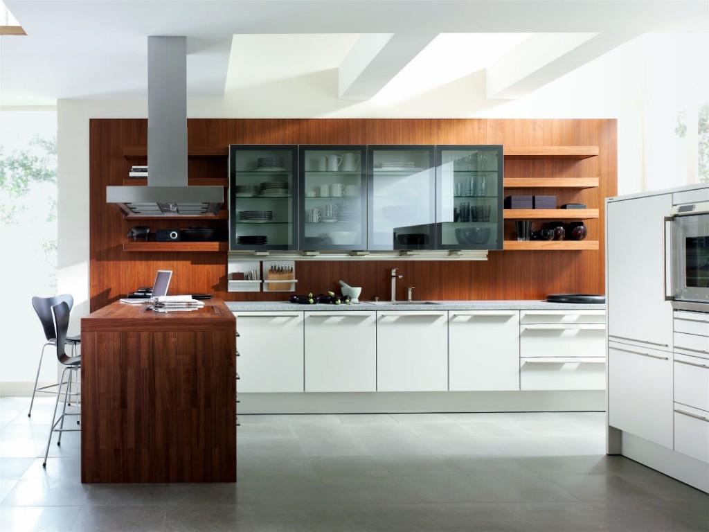 Ideia Decoração: 16 Cozinhas Modernas #A96022 1024 768