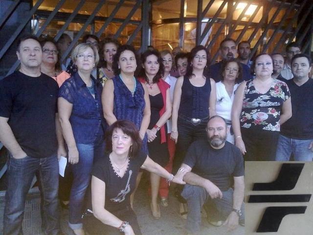 Asociaci n de examinadores de tr fico protesta del - Jefatura provincial de trafico de albacete ...