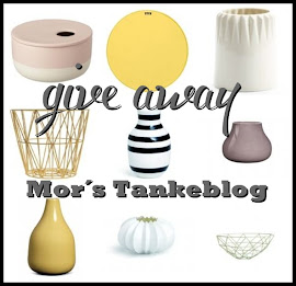 Give Away hos Mor&#39;s Tankeblog