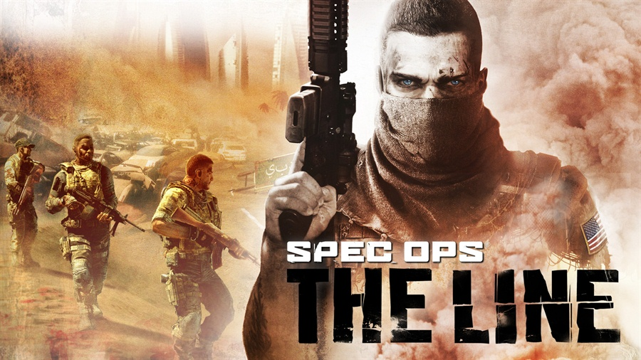 Spec Ops The Line Download Poster