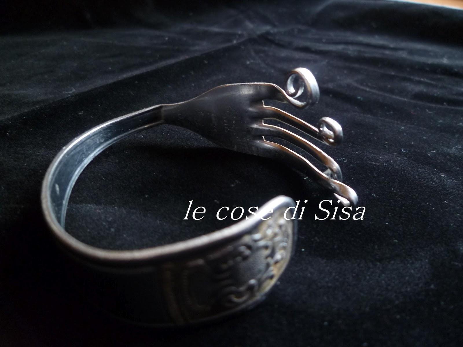 Ben noto Le cose di Sisa: Posate gioiello - gallery EU73