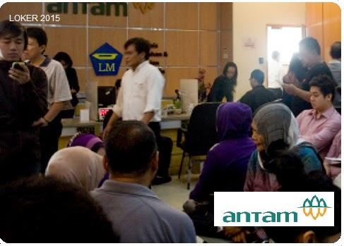 Loker terbaru antam 2015, Info kerja Antam terbaru, Peluang karir 2015