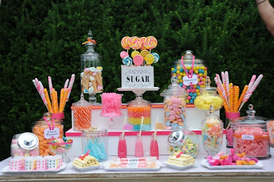 chic creations events baby shower theme candy land