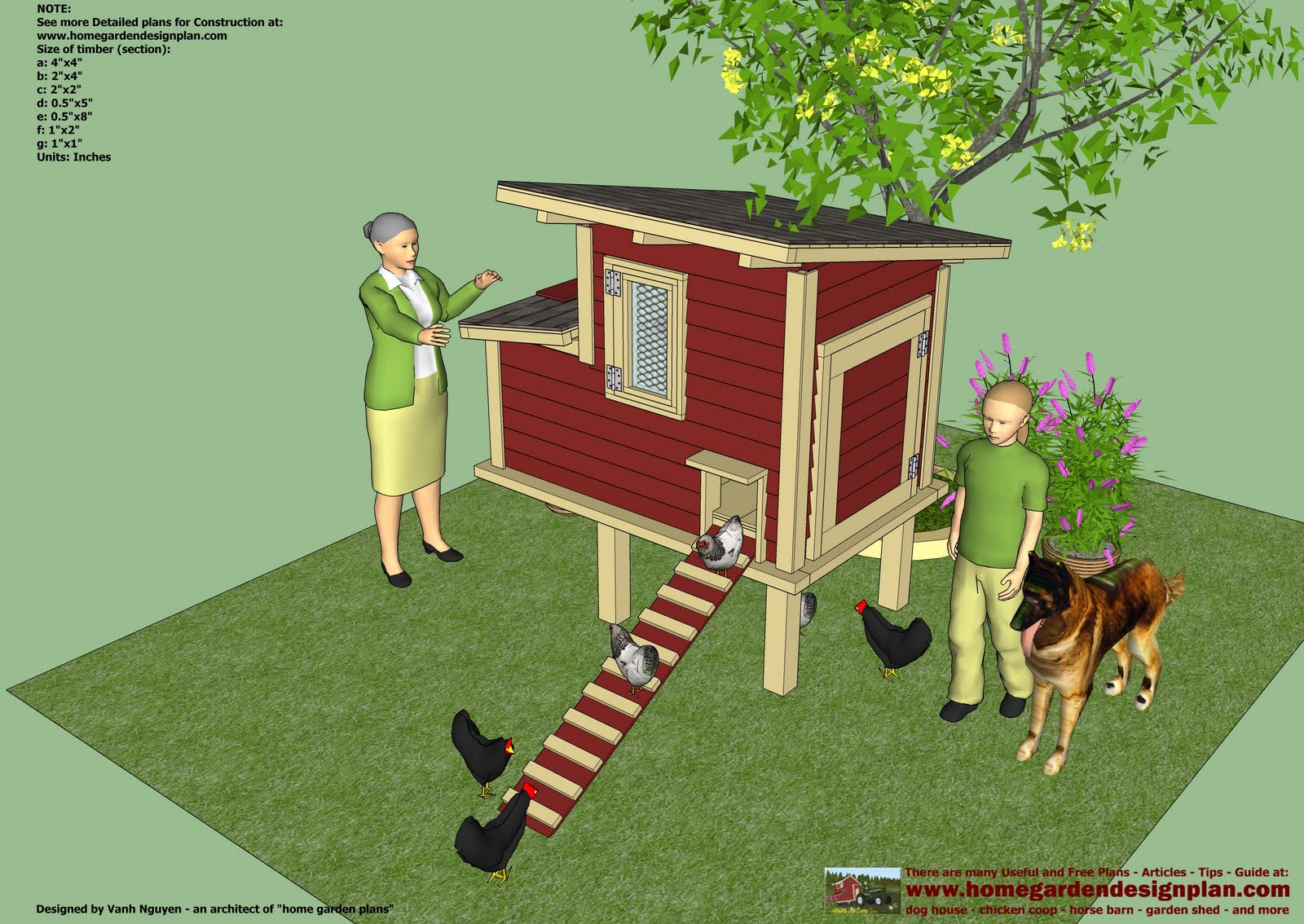 small chicken coop plans pdf