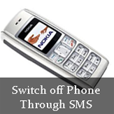 How to Turn off a mobile Nokia Mobile Phone through sms