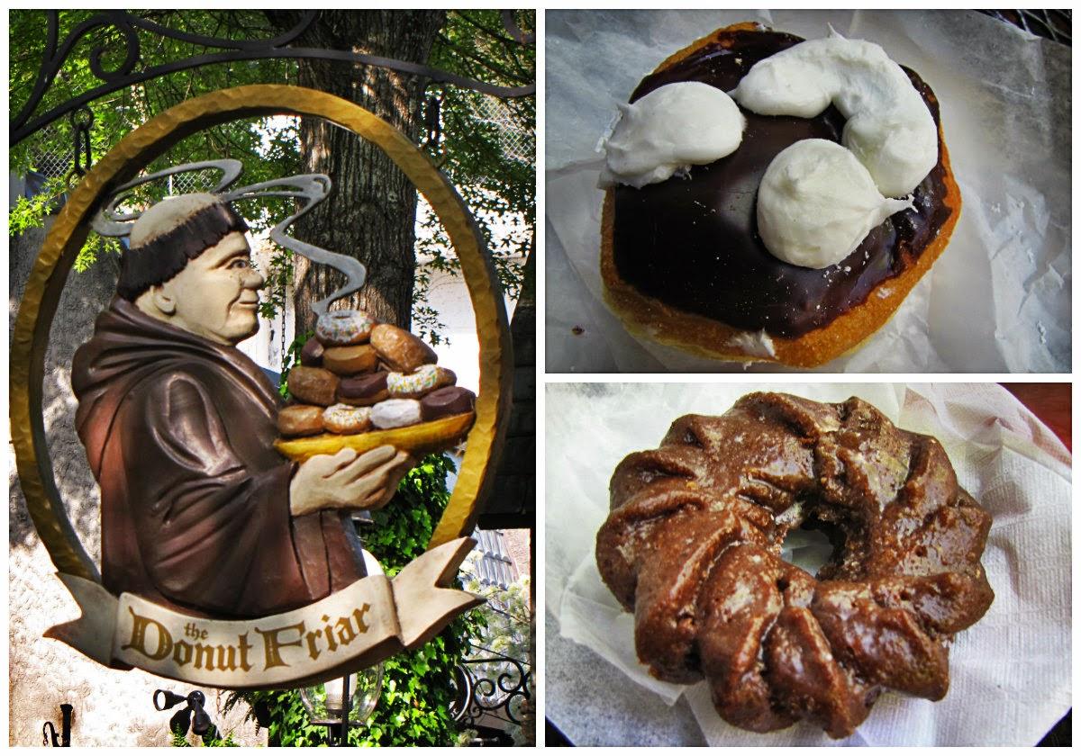 Donut Friar