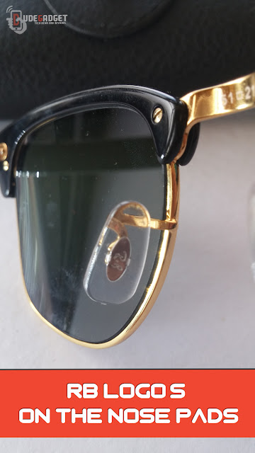 how to tell if ray bans are fake  tell if ray ban clubmaster fake