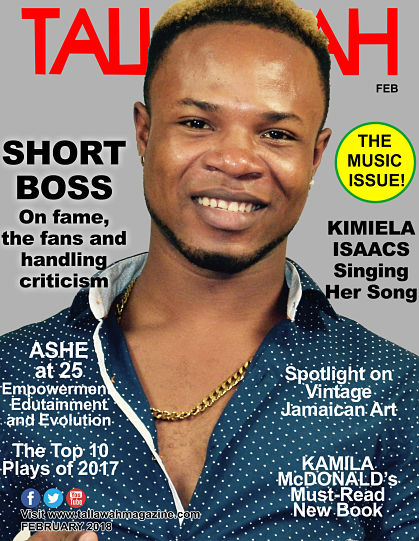 > FEBRUARY 2018: Akeem 'SHORT BOSS' Smith