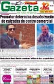JORNAL OFICIAL DO ALTO PIRANHAS DE CAJAZEIRAS PB