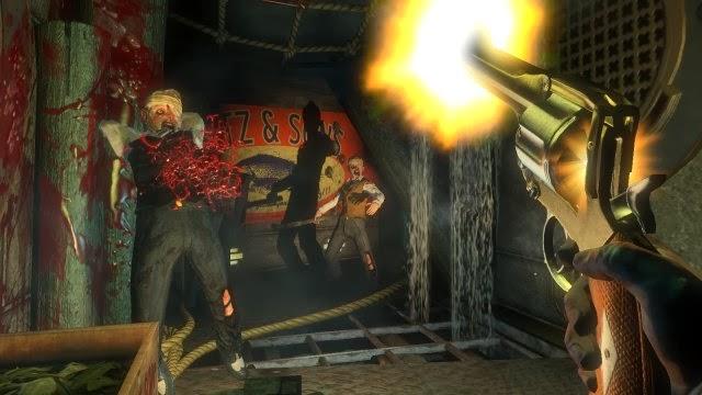 اشهر العاب الاكشن والمهمات الرائعة BioShock كاملة حصريا تحميل مباشر BioShock+1