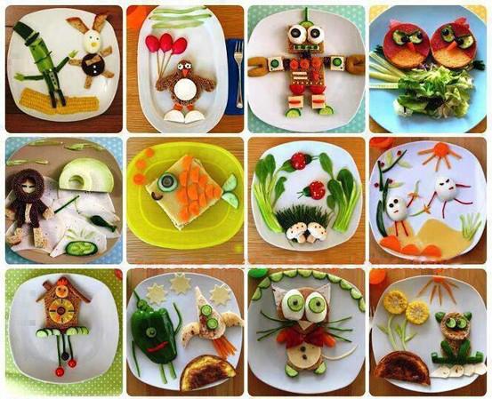 Чем накормить ребенка на Новый год