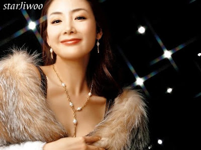 Actress,Choi Ji Woo, Korean Model,