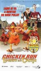 Chicken Run Evasion en la Granja (2000)