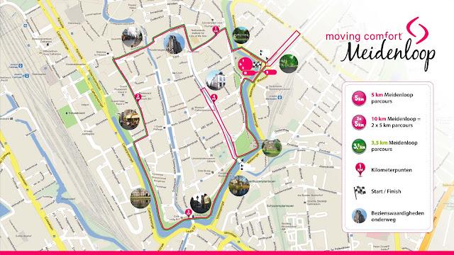 Bron: www.meidenloop.nl landvanmelkenhoning.blogspot.nl Utregse meidenloop