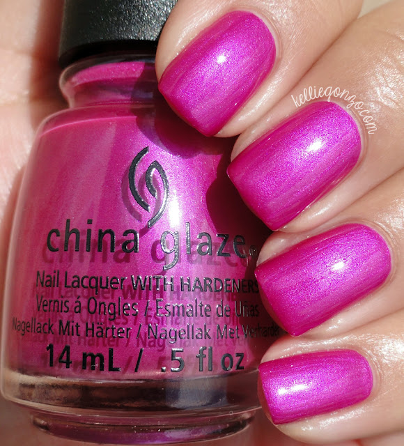 China Glaze Don't Desert Me