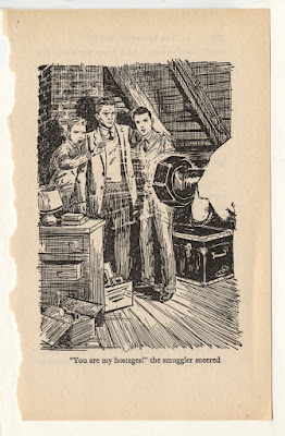 Hardy Boys illustration